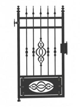 cancello pedonale