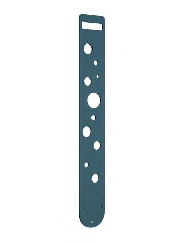 verticale in lamiera per scale e balconi
